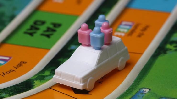 Speel een bordspel met kinderen thuis