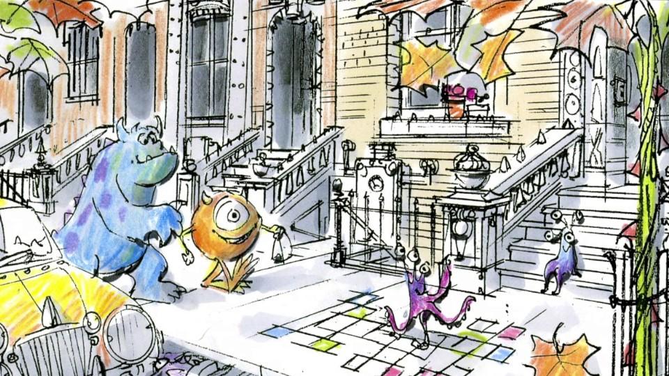 Gratis online cursus storytelling van Pixar