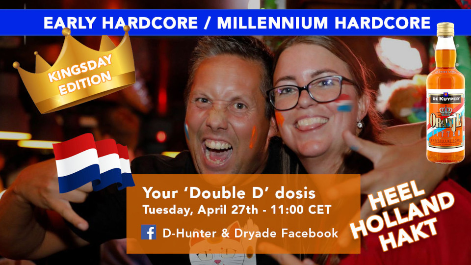 Your 'Double D' Dosis (live streaming)