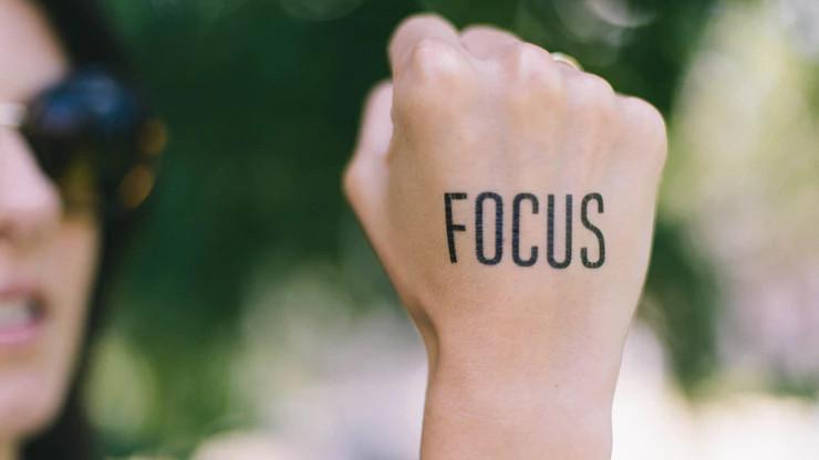 De 30 dagen Focus challenge met de vraag 'wat doe ik nu niet?'