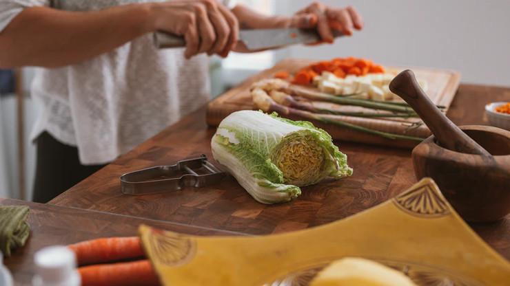 30 dagen lang ieder gerecht van het avondeten met vers ingrediënten te maken tijdens de Gezond eten challenge