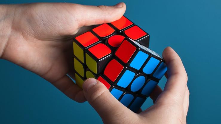 Ook de uitdaging van een Rubiks kubus is goed voor je brein!